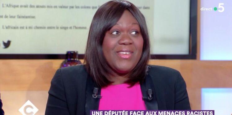 Le terrible message raciste reçu par la députée Laetitia Avia