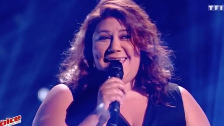 Vidéo - The Voice : la prestation bouleversante d'Audrey émeut le jury aux larmes