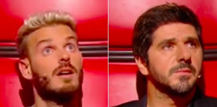 The Voice Kids : clash des générations entre Patrick Fiori et M.Pokora