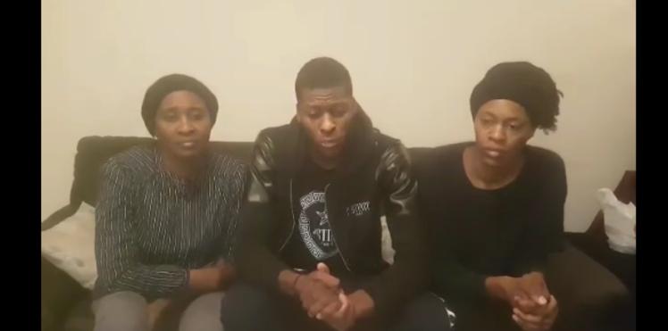 VIDEO – Théo est sorti de l'hôpital et remercie ceux qui l'ont soutenu