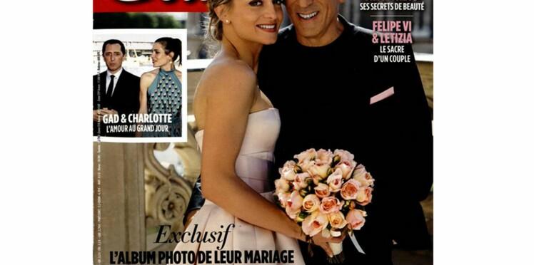 Thierry Ardisson : son mariage surprise avec Audrey Crespo-Mara