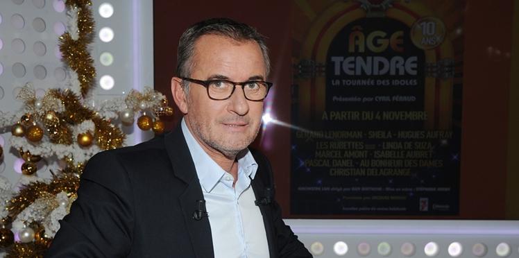 Thierry Ardisson dévoile par mégarde le prénom de la petite-fille de Christophe Dechavanne