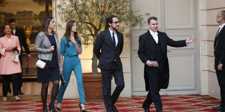 Thomas Hollande présente sa petite amie à ses parents, à l'Elysée!