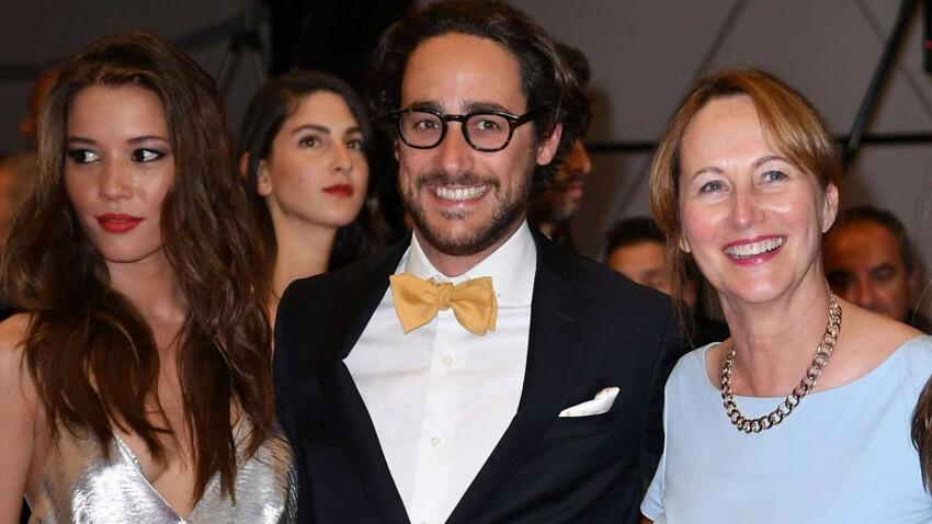 Photos : Thomas hollande monte les marches avec sa compagne Emilie et sa mère Ségolène Royal