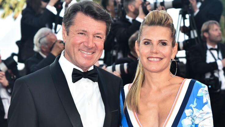 """Le prestigieux """"Times"""" soutient Laura Tenoudji, attaquée sur ses kilos superflus et sa poitrine à Cannes"""