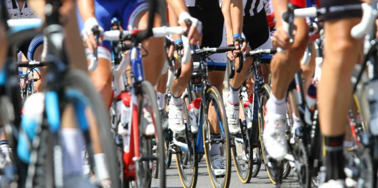 Tour de France : un coureur poste une effroyable photo de ses jambes