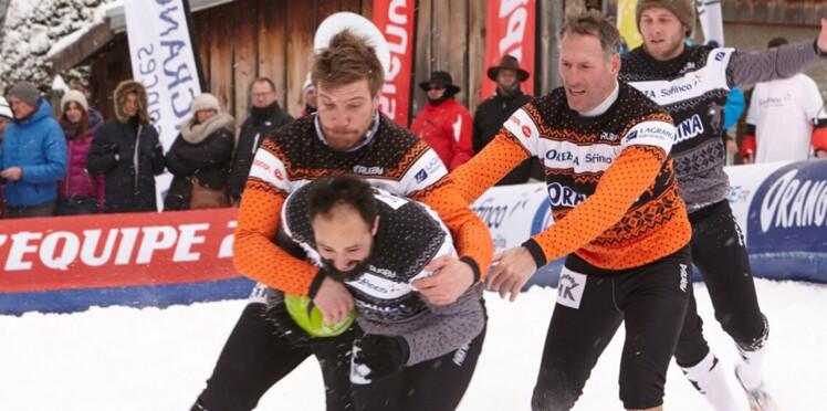 Tournoi des 6 Stations : duel au sommet avec les stars du rugby