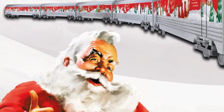 Le Train du Père Noël entrera en gare le 16 décembre