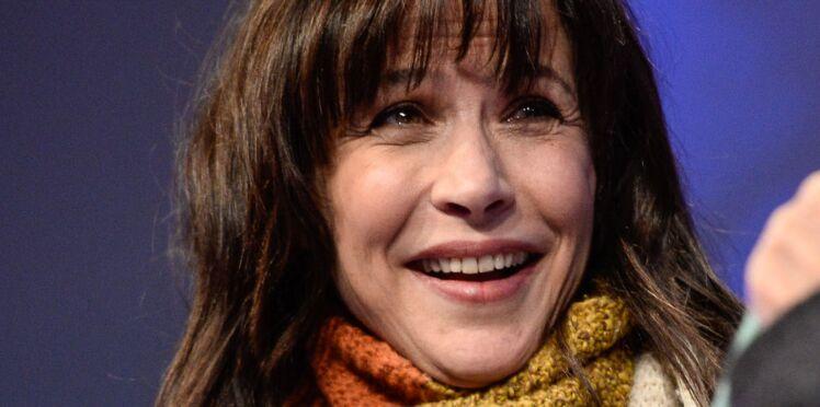 Très émue, Sophie Marceau a présenté son nouveau film au public en larmes
