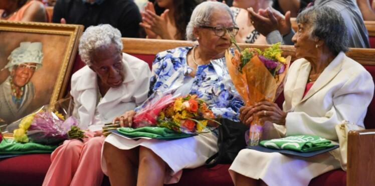 Oui, l'amitié peut durer 100 ans!