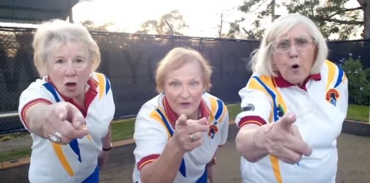 VIDÉO - Trois mamies australiennes parodient Beyoncé pour sauver leur club de bowling