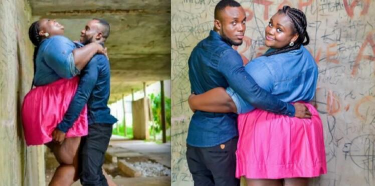 Trop grosse pour se marier? Cette jeune femme prouve le contraire