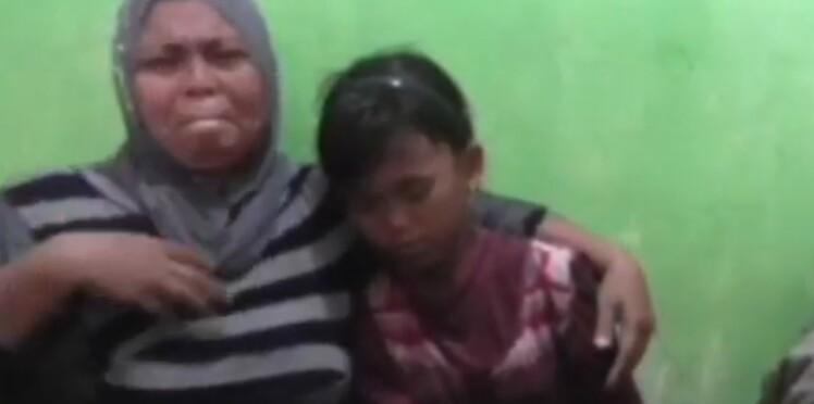 Miracle : dix ans après le drame du tsunami, elle retrouve ses parents !