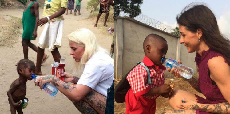 Un an après son sauvetage ce petit garçon abandonné fait sa rentrée
