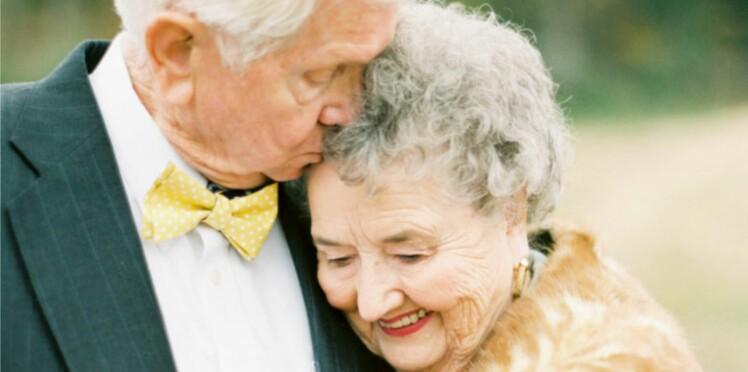 Photos : 63 ans de mariage ça se fête!