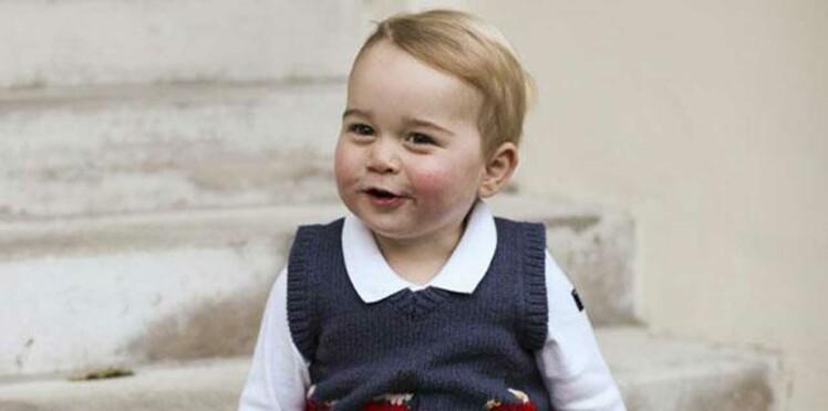 Découvrez le visage du Prince George quand il aura 30 ans