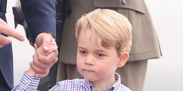 Un prêtre écossais appelle à prier pour que le prince George soit homosexuel