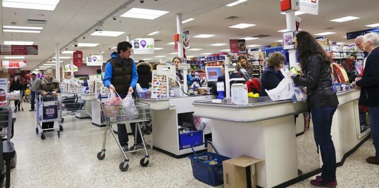 Auchan : une caissière licenciée pour 0,85 centimes?