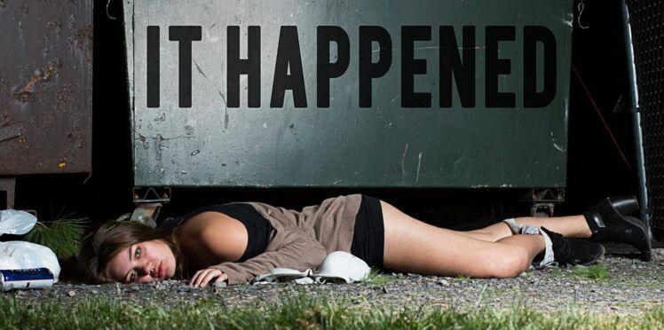 Une campagne photos choc contre le viol