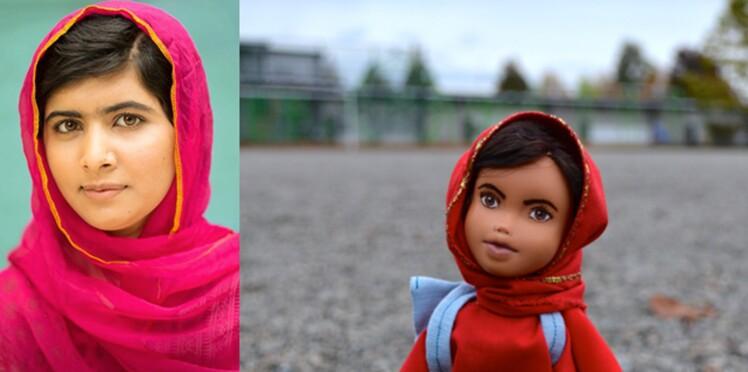 Une créatrice transforme des poupées en vraies héroïnes