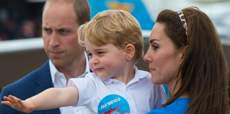 Une femme arrêtée après s'être infiltrée dans l'école du prince George : Kate veut intervenir