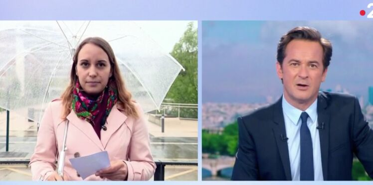 Une journaliste de France 2 victime d'un malaise à l'antenne