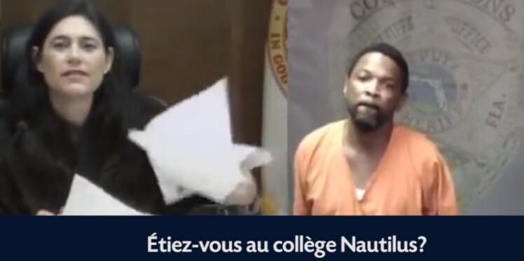 VIDEO : Une juge reconnaît l'accusé, ils étaient amis d'enfance