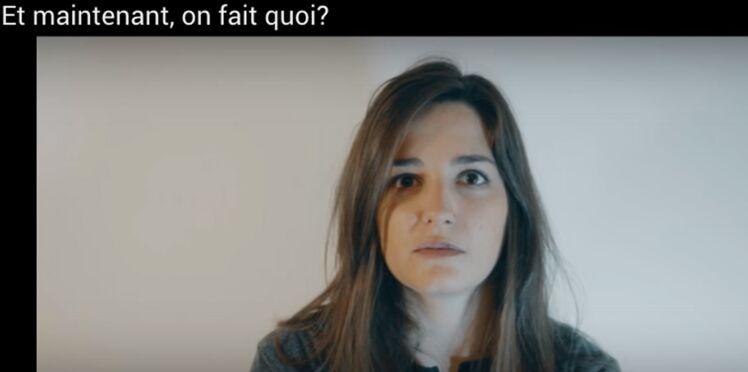 Une vidéo choc contre le harcèlement de rue