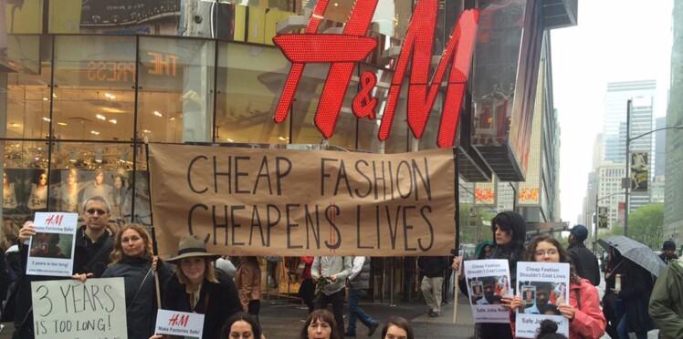 Les effroyables conditions de travail des employées des usines H&M en Asie