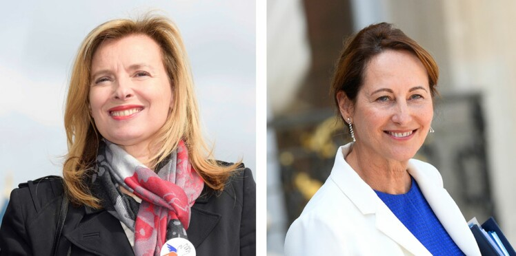 Valérie Trierweiler et Ségolène Royal : possible paix entre deux femmes de pouvoir ?
