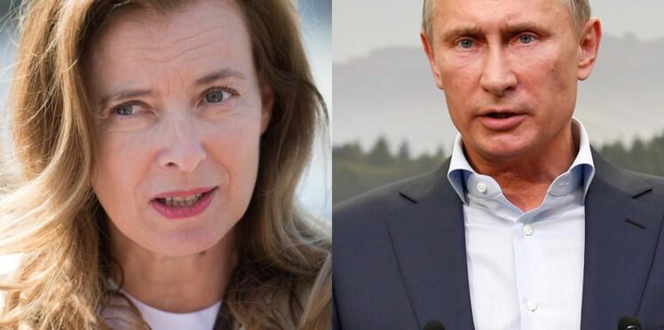 Valérie Trierweiler tacle Vladimir Poutine sur ses propos sexistes