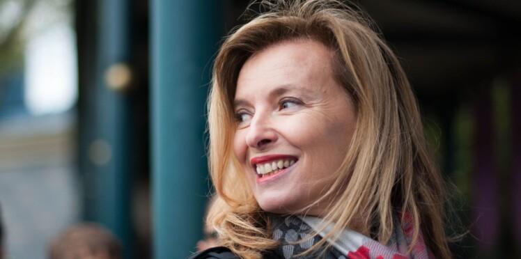 Valérie Trierweiler souhaite bon courage à Brigitte Macron