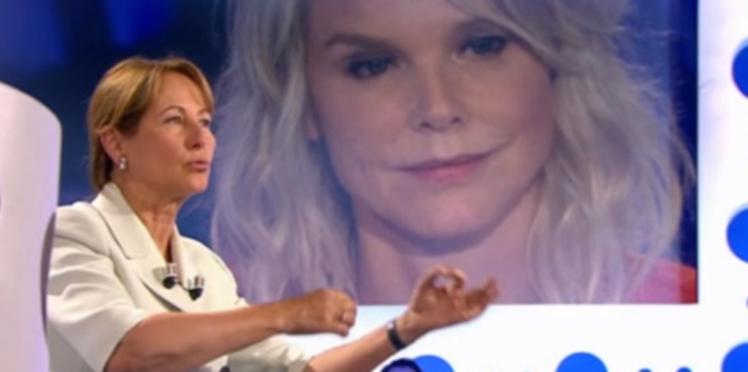 VIDEO - Vanessa Burgraff se fait moucher par Ségolène Royal dans « On n'est pas couché »