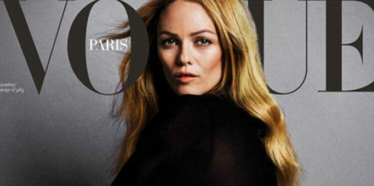 Photos : Vanessa Paradis, nue en couverture de Vogue