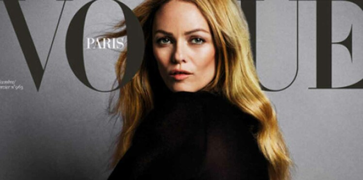 Photos : Vanessa Paradis, nue en couverture de Vogue