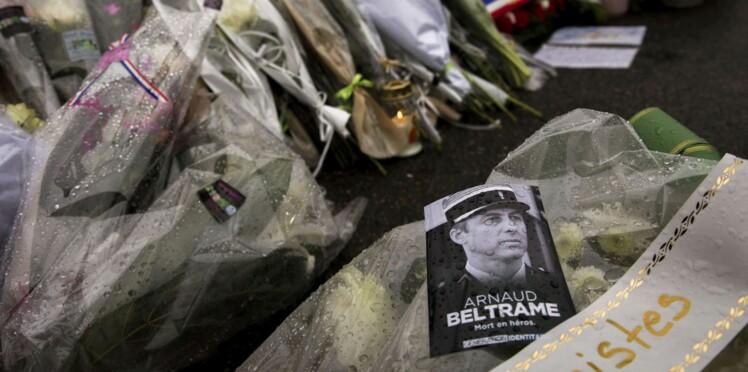 """""""Le geste d'un chrétien"""": la veuve du colonel Beltrame témoigne"""