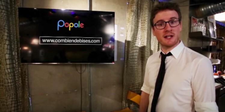 Vidéo : un Anglais se moque de la bise à la française