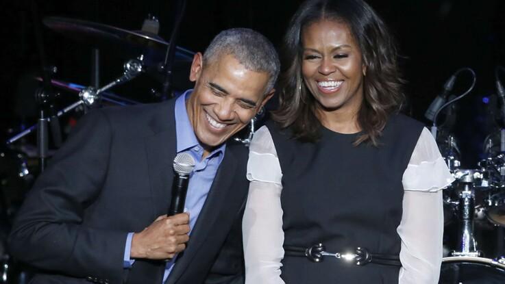 Vidéo - Barack et Michelle Obama déchaînés au concert de Beyoncé et Jay-Z