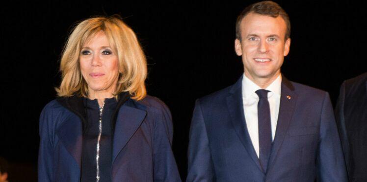 Vidéo - Brigitte et Emmanuel Macron dansent en amoureux lors de leur voyage au Sénégal