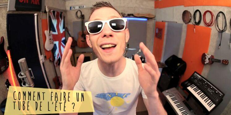 Vidéo insolite : composez le tube de l'été en 5 minutes