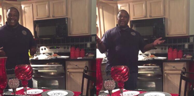 Vidéo : après 17 ans d'attente, cet homme découvre que sa femme est enceinte