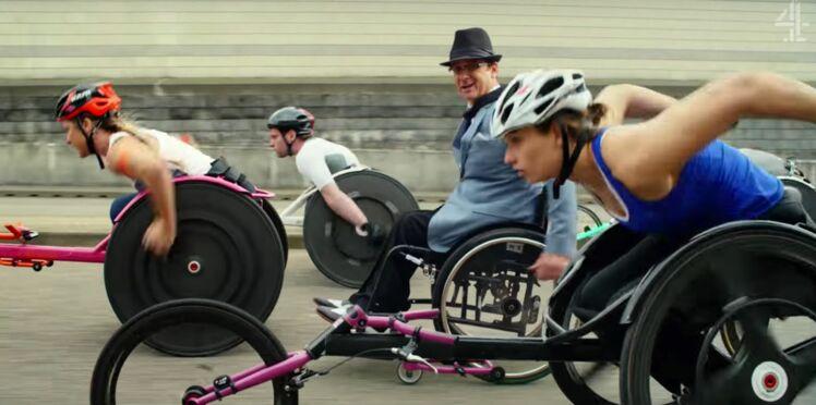 Jeux paralympiques de Rio: la stupéfiante video d'une chaîne de télé anglaise