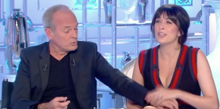 Video - Les internautes choqués par un geste déplacé de Laurent Baffie sur Nolwenn Leroy
