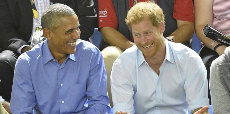 Vidéo - L'interview complètement délirante de Barack Obama par le prince Harry