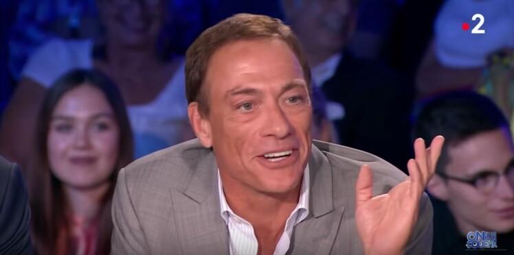 Vidéo - Jean-Claude Van Damme fait polémique avec une blague homophobe dans ONPC