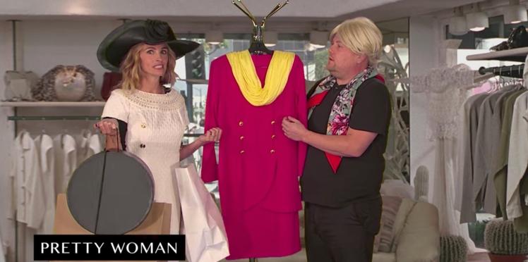 Vidéo - Julia Roberts rejoue ses rôles cultes (et c'est très drôle)
