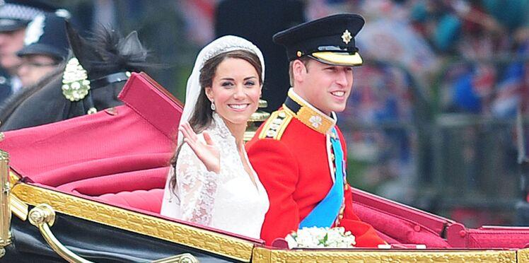 Kate Middleton : à 13 ans, elle disait déjà qu'elle épouserait un riche et beau... William !