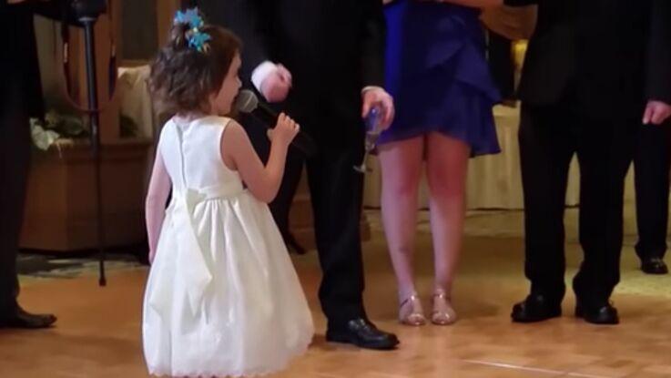 Vidéo - Le discours de mariage de cette petite fille de 4 ans est à mourir de rire