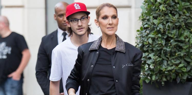 Vidéo – Les enfants de Céline Dion, Eddy, Nelson et René-Charles, font le show sur scène avec leur maman