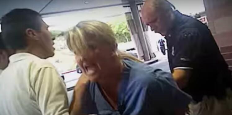 VIDEO – Les images de l'arrestation musclée d'une infirmière créent le scandale